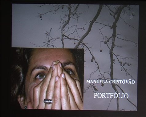 Manuela Cristóvão, Universidade de Évora
